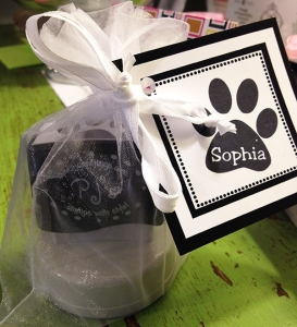 Therapy Dog Ink Stamp